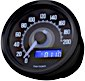 Daytona Velona 60 Electronic Speedometers