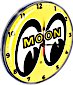 MOON Wall Clocks