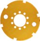 Clutch Lock Plates Big Twin 4-speed