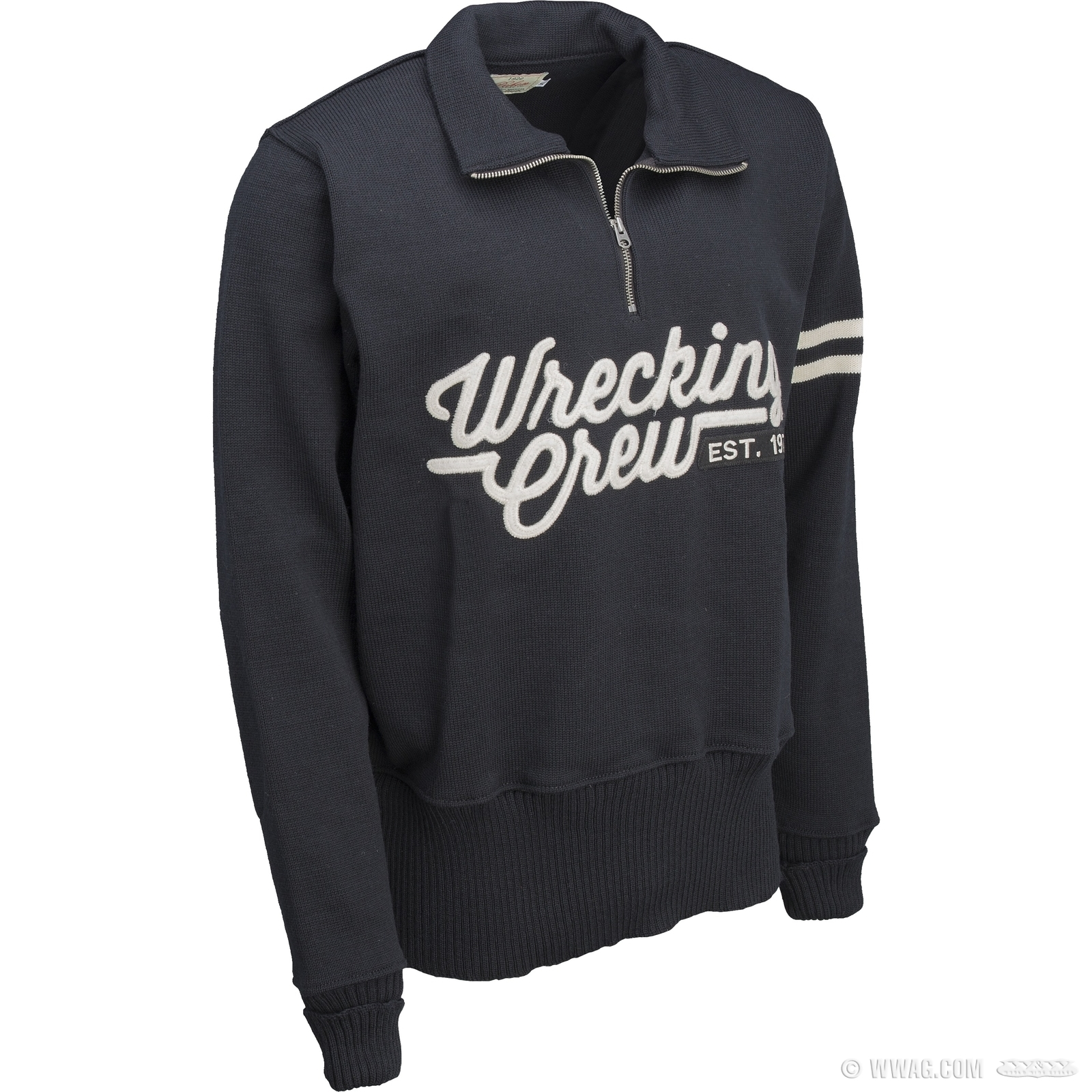 b4d9b0963 W&W Cycles - Apparel and Helmets > Wrecking Crew Sweaters