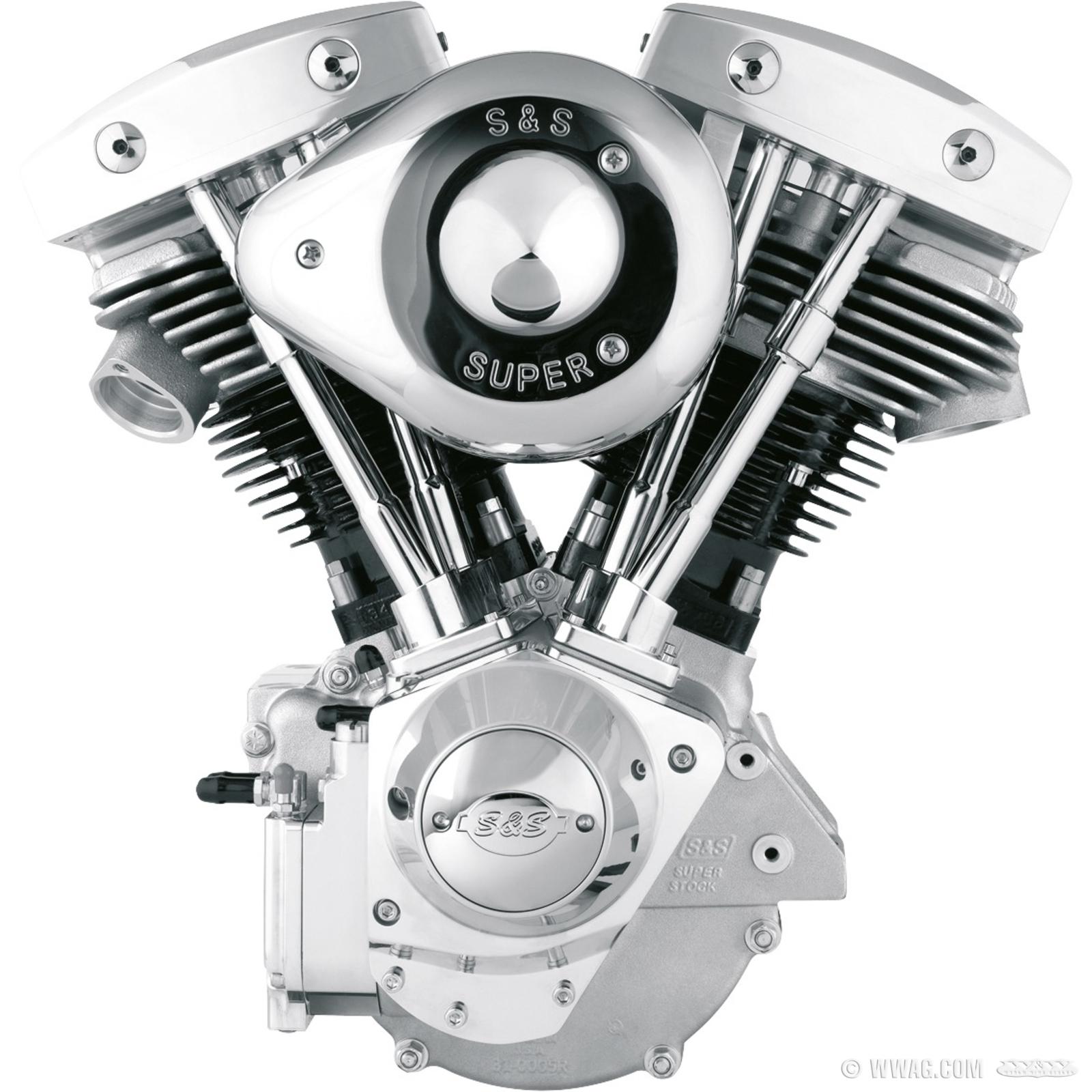 W&W Cycles - Engine > S&S SH93-Series Shovelhead Style Engines