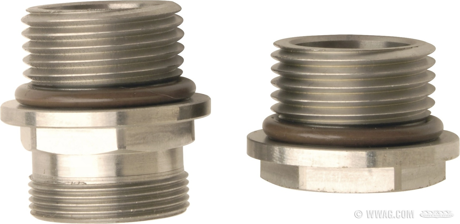 W&W Cycles - Tank > Delphi EFI to Carb Conversion Fitting Kits