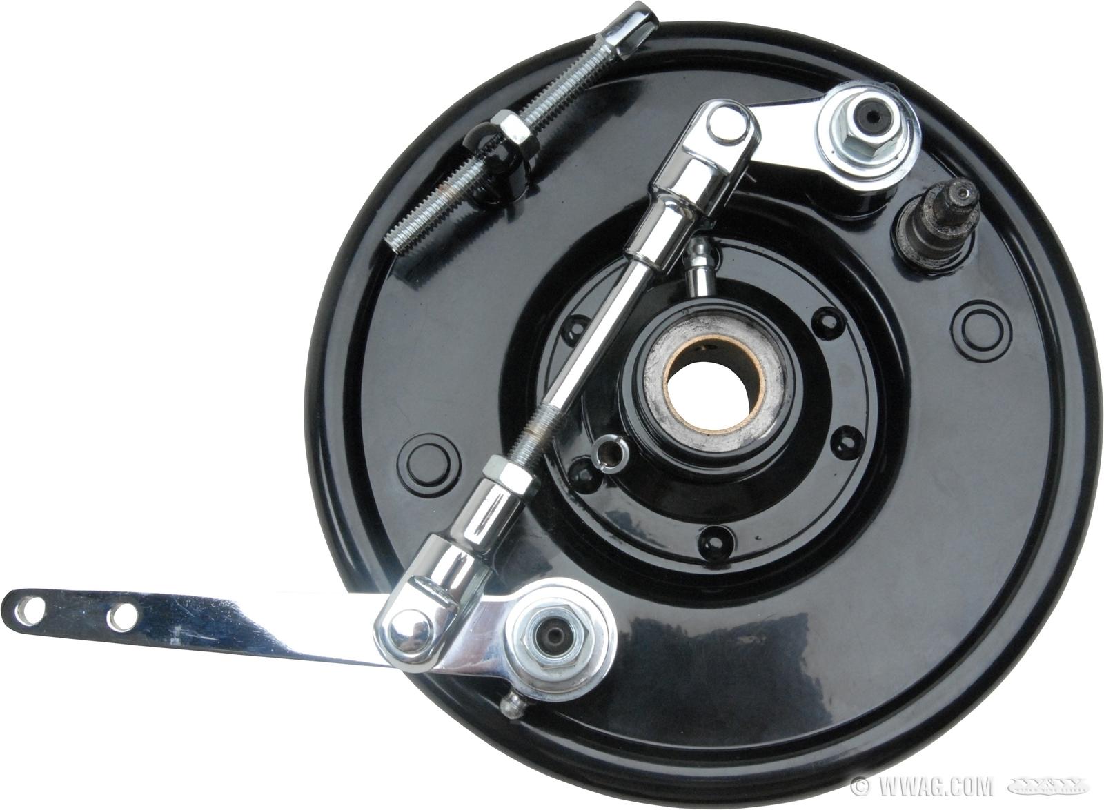 W&W Cycles - Brakes > Duplex Springer Brake