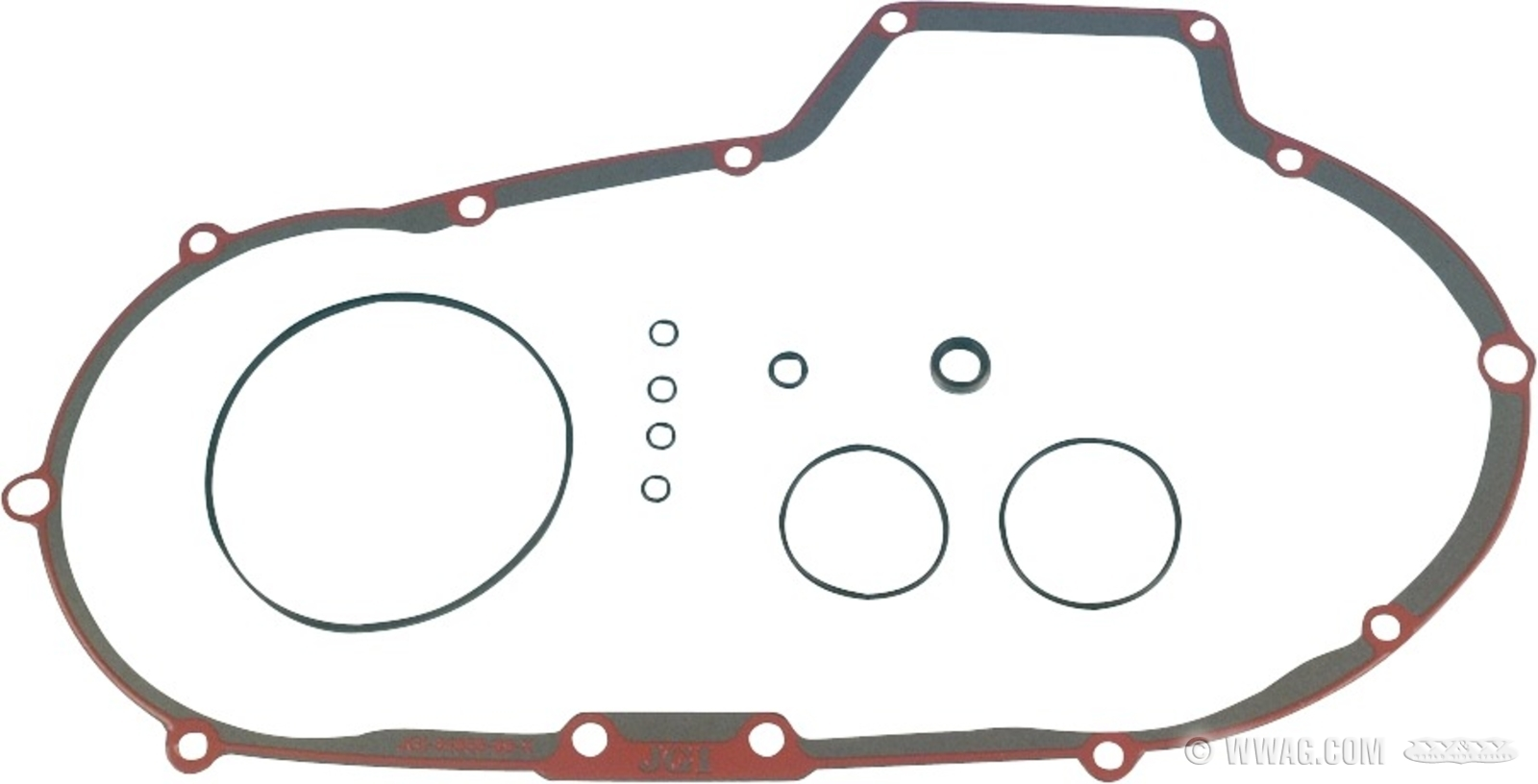 W&W Cycles - Primary > James Gasket Kits for Primary: Sportster 1967