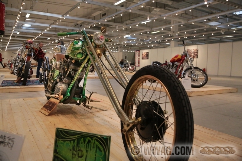 W&W Cycles - Events Archive 2016 > THIS SHOW HITS THE EYES!