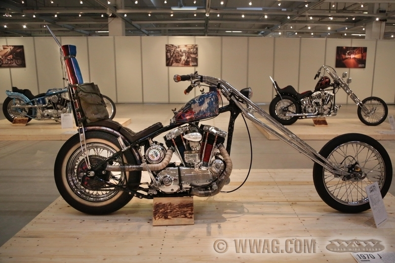 W&W Cycles - Archive évènements 2016 > THIS SHOW HITS THE EYES!