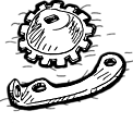 Clutch Parts for Big Twin 1941-early 1984