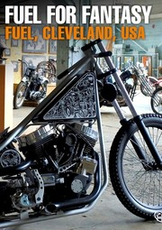 Banner Fuel 2018 Cleveland Custom Cannonball Bates PanAm Parts Harley Davidson Harley-Davidson HD H-D bar shield Bar'n'Shield Chopper Custom Parts Accessories IOE Flathead Knucklehead Panhead Shovelhead Sportster Paint Rigid Vintage Oldschool ironhead Eisenkopf