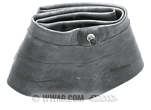 Inner Tubes with Metal Valve in Center
