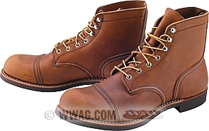 Red Wing 8111/8112/8114 Iron Ranger Boots