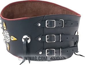 NCCR Limited Cannonball Edition Riders Belts
