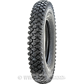 Coker Firestone Knobby Tires