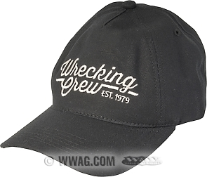 Wrecking Crew Caps