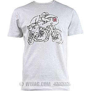 DEUS Race Bike T-Shirts