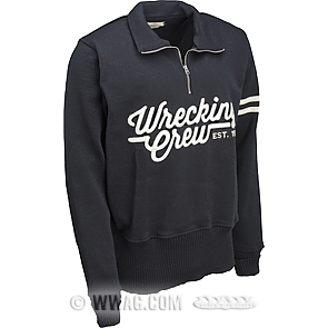 Wrecking Crew Sweaters