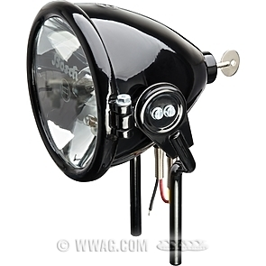 The Cyclery Bosch Type JS 130 Headlight