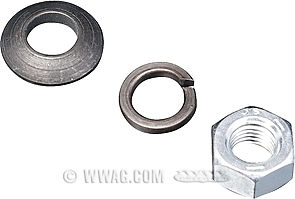 Generator Strap Nut and Washer