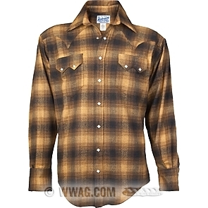 Rockmount Flannel Shirts