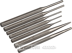Grace USA Steel Punch Set