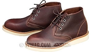 Red Wing 3140/3141/3150 Classic Chukka Boots