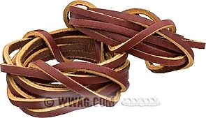Red Wing Leather Boot Laces