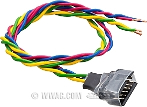 Speedometer Wire Adaptors for TLT-Moto CAN-Switchbox