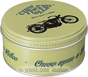The Cyclery Tin Cans