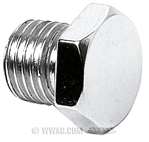 Drain Plugs for Crankcases and Transmission 1930-1957