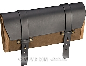 Pack Animal Tool Rolls without Tools