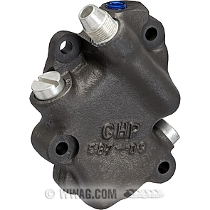 CHP Oil Feed Pumps for Flatheads