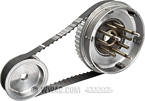 "12.7 mm Belt Drive Kits for 45"" (750cc) Flatheads"