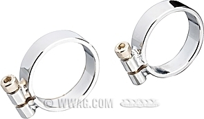 Heavy Duty Header Pipe Clamps