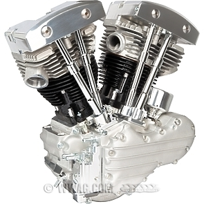S&S SH74-Series Early Shovelhead Style Engines