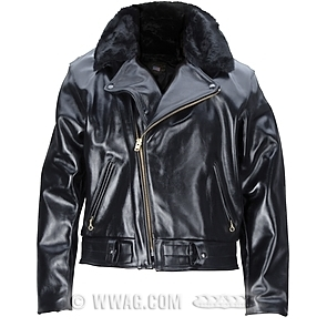 Vanson California Highway Patrol Leather Jackets