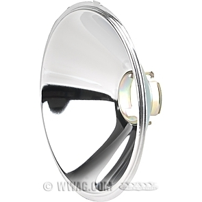 "Reflector H4 for Ø 6-1/2"" Springer Style Headlights"