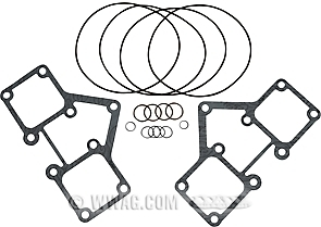 S&S Gasket Kits for Rocker Covers: SH Series Engines