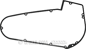 Cometic Gaskets for Outer Primary Covers: 4 Speed Big Twin 1965→ and Softail →1988