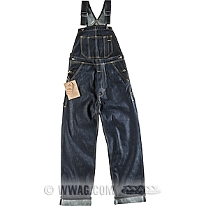 Pike Brothers Mechanic Bib 1935 Overalls