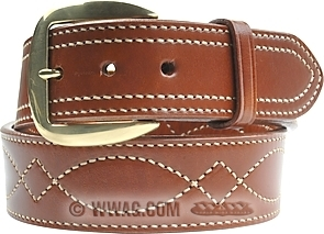 Galco SB6 Fancy Stitched Belts