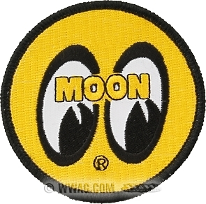 Mooneyes Patches
