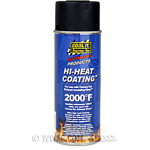 Thermo-Tec Hi-Heat Thermal Paint