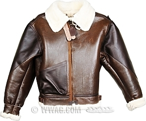 Vanson B-3 Flying Fortress Leather Jackets