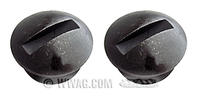 Handlebar End Screws for Models 1922-1930 and 1937-1948