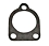 Gaskets for Schebler and Linkert Carburetors to Manifold