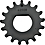 Andrews Drive Sprockets for Timing Chain Twin Cam