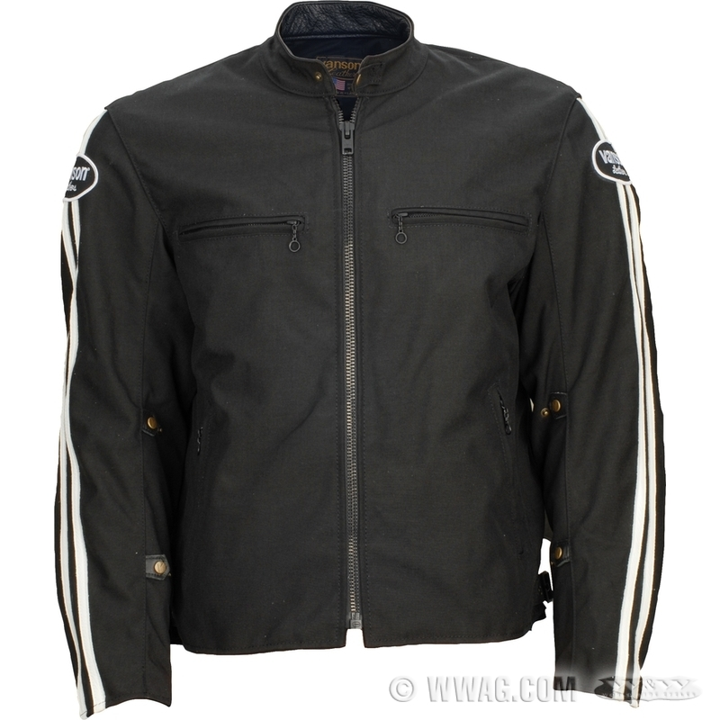 f8ccaa8f4 W&W Cycles - Apparel and Helmets > Vanson RK Jacket