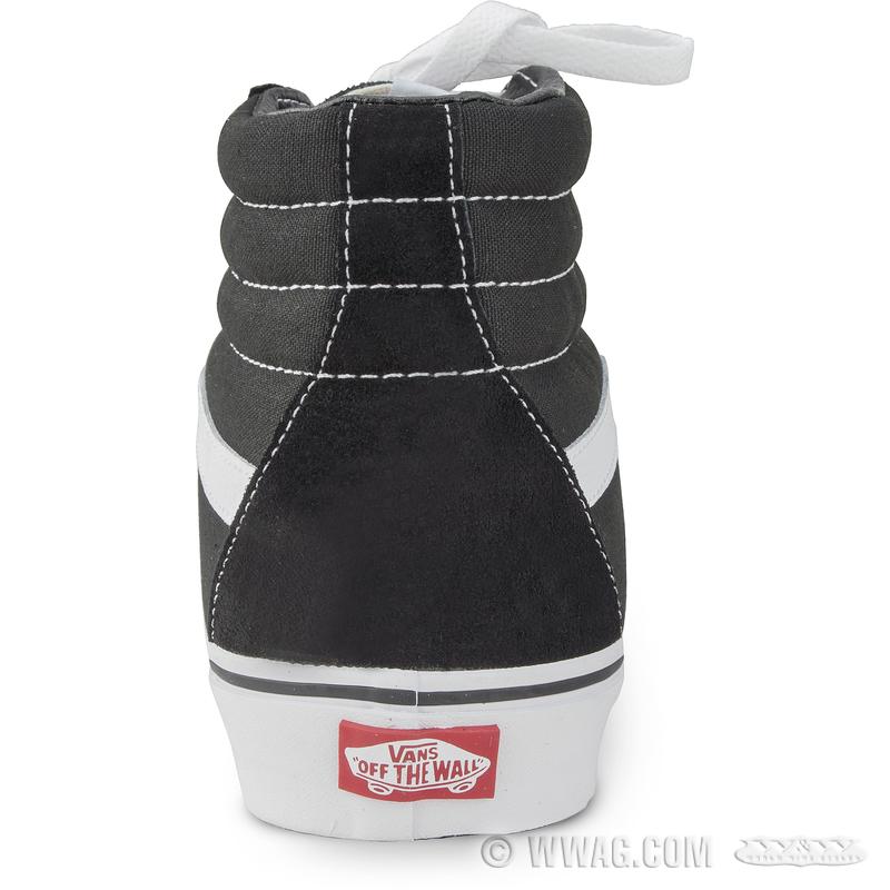 size 40 02ffb 817ea W&W Cycles - Bekleidung und Helme > Vans Sk8-Hi Schuhe