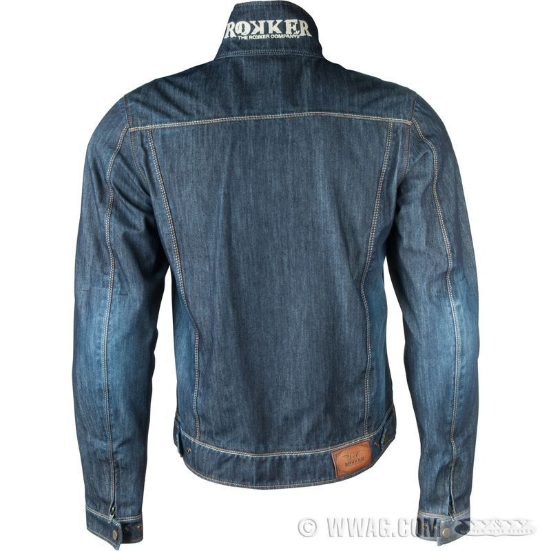 f5dcec185c2d W&W Cycles - Apparel and Helmets > Rokker Revolution Jacket