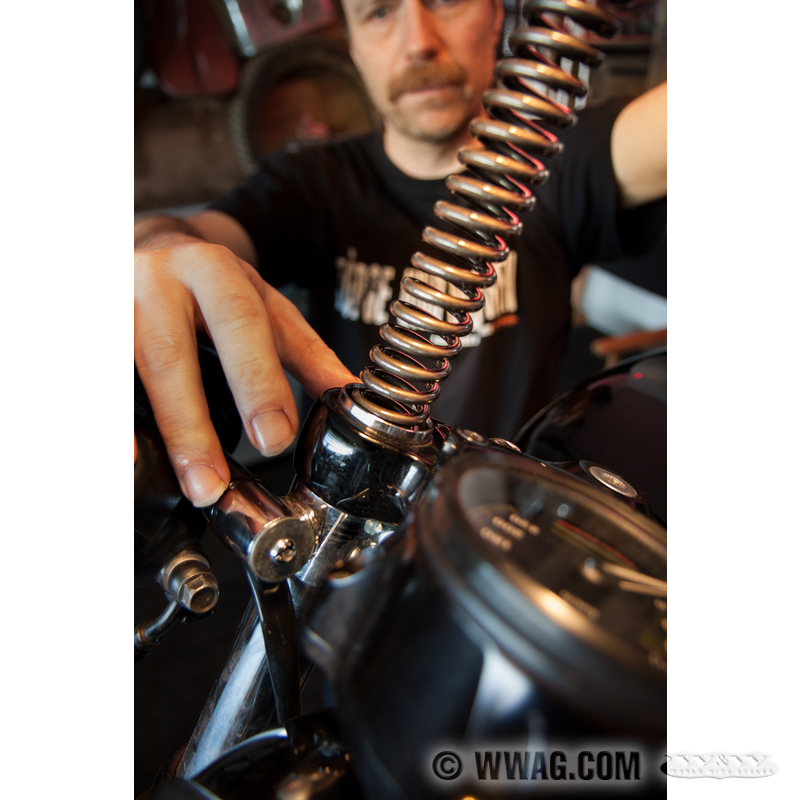 W&W Cycles - Fork > Progressive Suspension Fork Springs