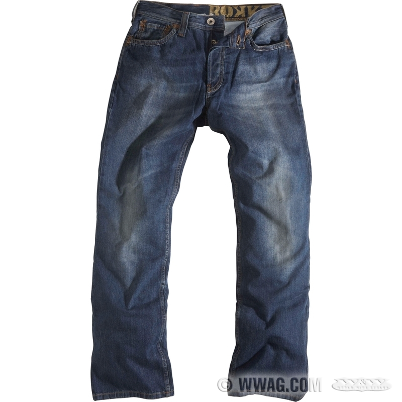 Offizieller Lieferant bis zu 60% sparen schöner Stil W&W Cycles - Bekleidung und Helme > Rokker Original Jeans
